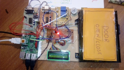 Home Automation using Raspberry Pi + Android Wifi (ESP8266)